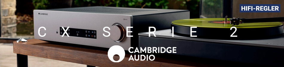 HiFi Regler - Cambridge Audio CX