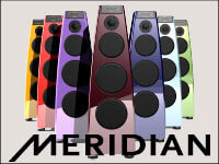 Audio Reference Meridian