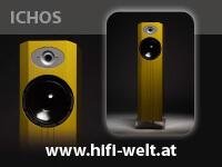 Hifi-Welt Ichos Lautsprecher