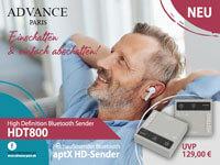 Advance Paris HDT800