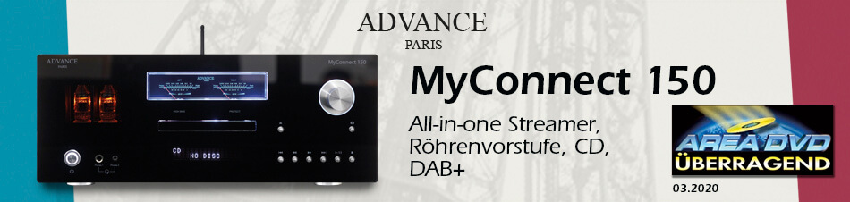 Advance Paris MyConnect 150