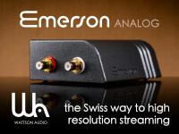 Wattson Audio Emerson Analog