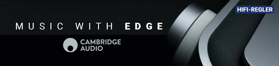 HiFi Regler - Cambridge Audio Edge