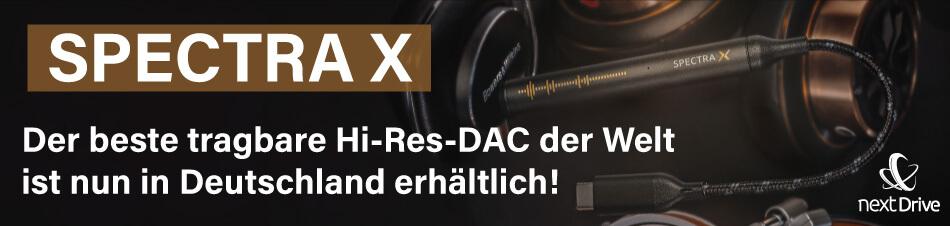 NextDrive Spectra X