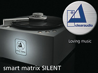 Clearaudio Smart Matrix Silent