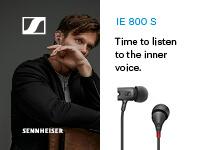 Sennheiser IE 800 S