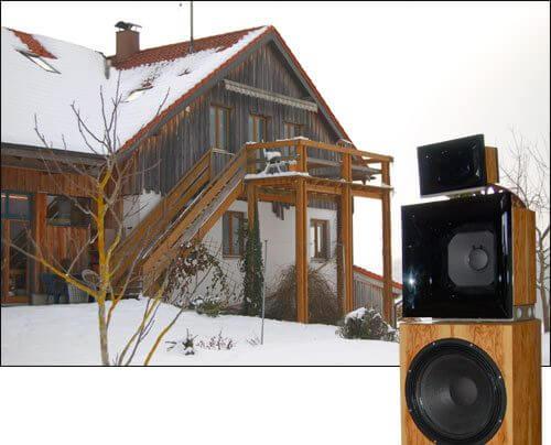 Besuch bei Blumenhofer Acoustics