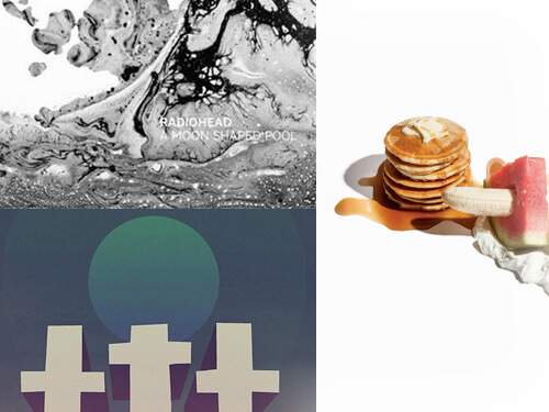 Battles-La-Di-Da-Di-Three-Trapped-Tigers-Silent-Earthling-Radiohead-A-Moon-Shaped-Pool-tg