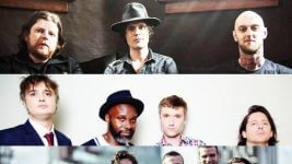 the libertines the maccabees the fratellis