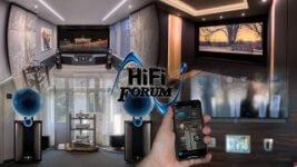 Hifi Forum mit Logo
