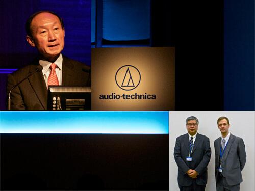 Audio-Technica in Tokyo