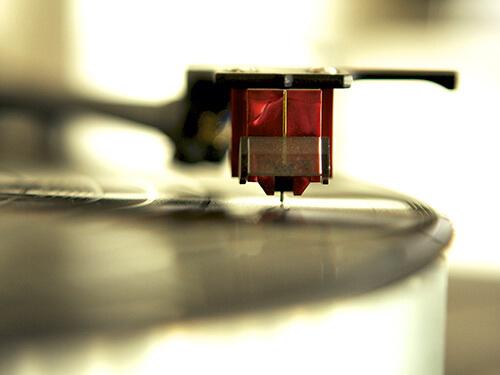 Grundlagen der Schallplatten-Aufnahmetechnik