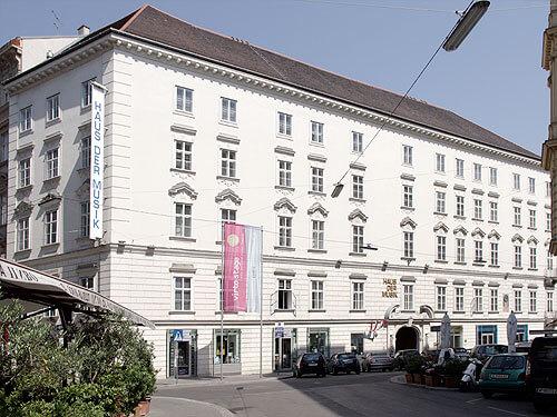 Haus der Musik in Wien