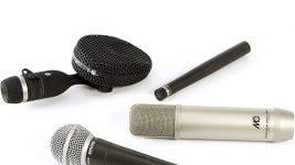 Musikproduktion heute, Teil 1: Mikrofon und Mikrofonierung