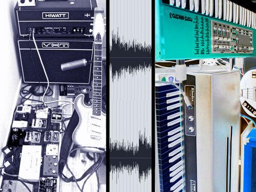 Musikproduktion heute, Teil 2: Recording und Editing