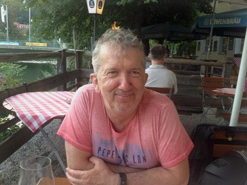 Reinhard Weidinger von der Firma Hörzone