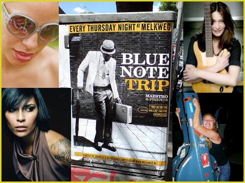 blue note trip vol. 7, virginia nascimento, carla bruni, beady belle, martina topley-bird