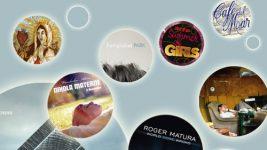 va - summer of girls, king oliver´s revolver, fink, va - café del mar vol. 17, nikola materne & bossanoire, nils wogram, nostalgica, fattigfolket, roger matura