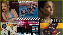 verve - remixed vol. 4, lyambiko, cassandra wilson, the notwist, shabbat night fever – groove sounds from israel