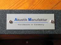 Akustik Manufaktur Gerätebasis
