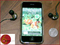Apple iPhone & Shure SE530
