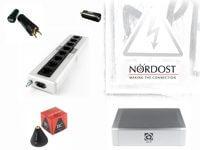 Nordost QRT QBase QB4/QB8, QX Purifier, QK1 & QV2, Sort Kone
