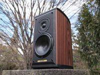 Sonus Faber Liuto Monitor Wood