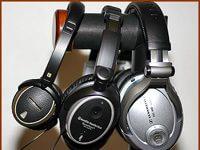 Sennheiser PXC450, Phiaton PS300NC, Audio-Technica ATH-ANC7b
