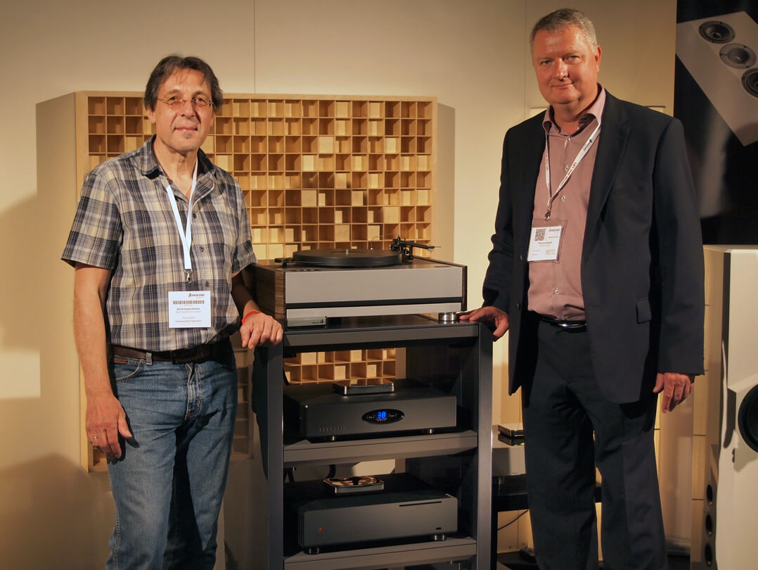 Gerd Sauermann & Thomas Wendt Genuin Audio