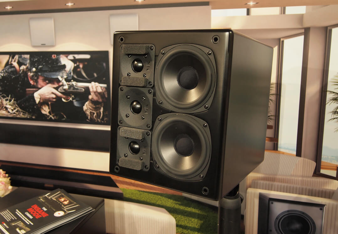 M&K Sound 2510P High End Messe