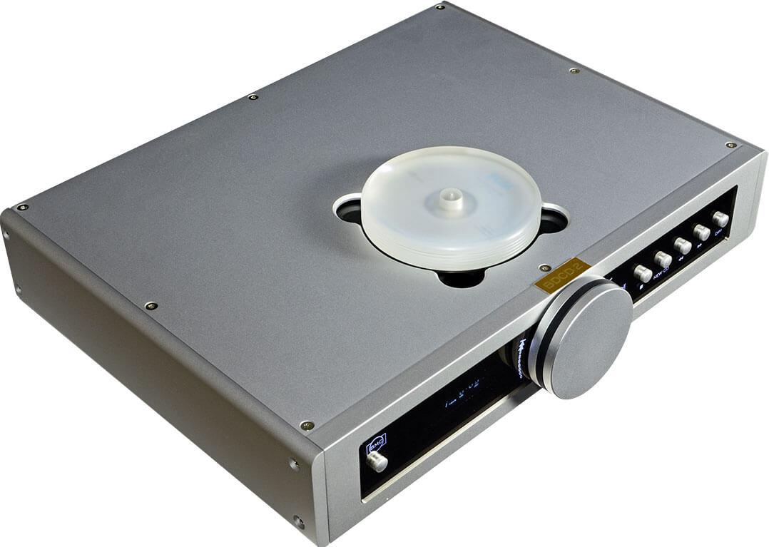 Test b m c audio bdcd cs cd player vollverstärker