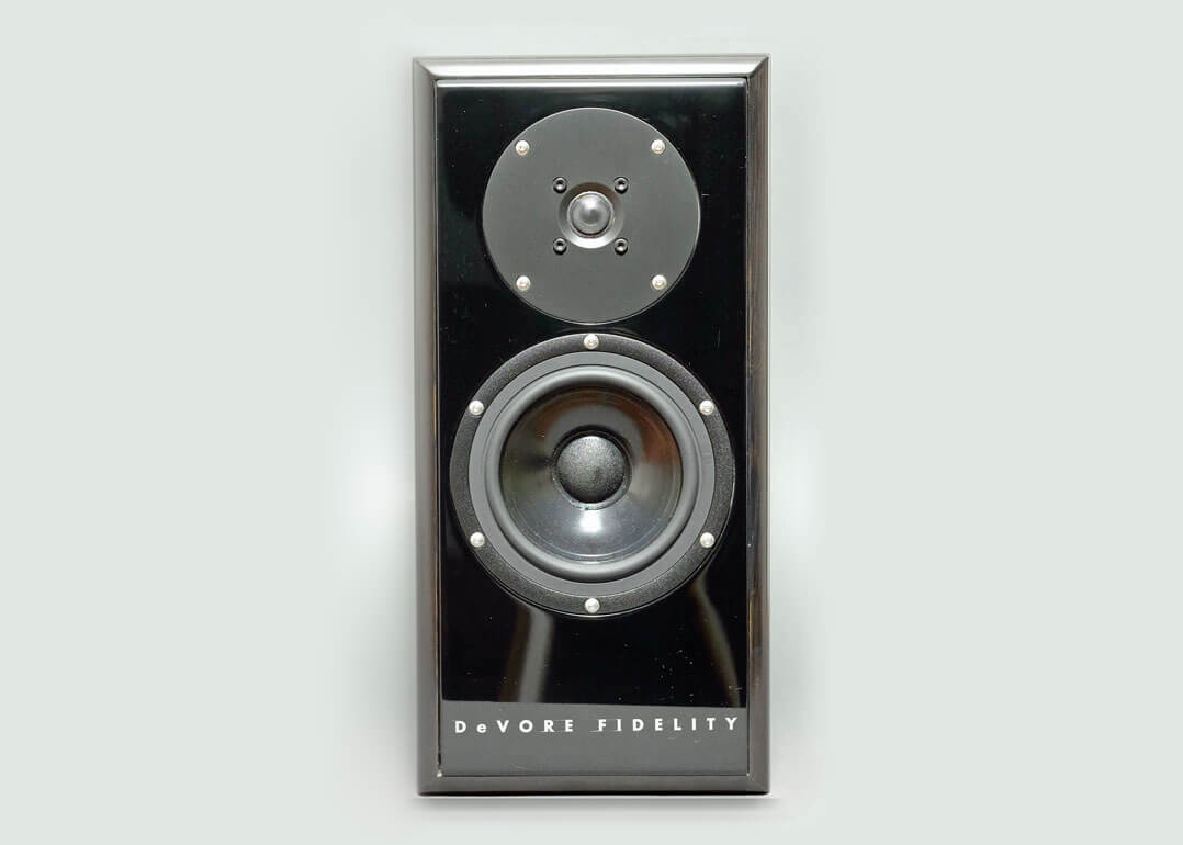 DeVore Fidelity Gibbon 3XL Schallwand