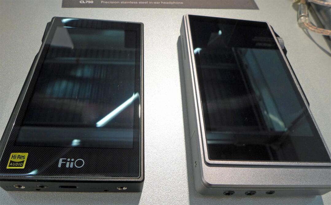 FiiO X5 III (links) und iBasso DX 200 (rechts)