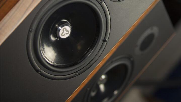 Kudos Audio Titan 707 und Titan 606 Standlautsprecher