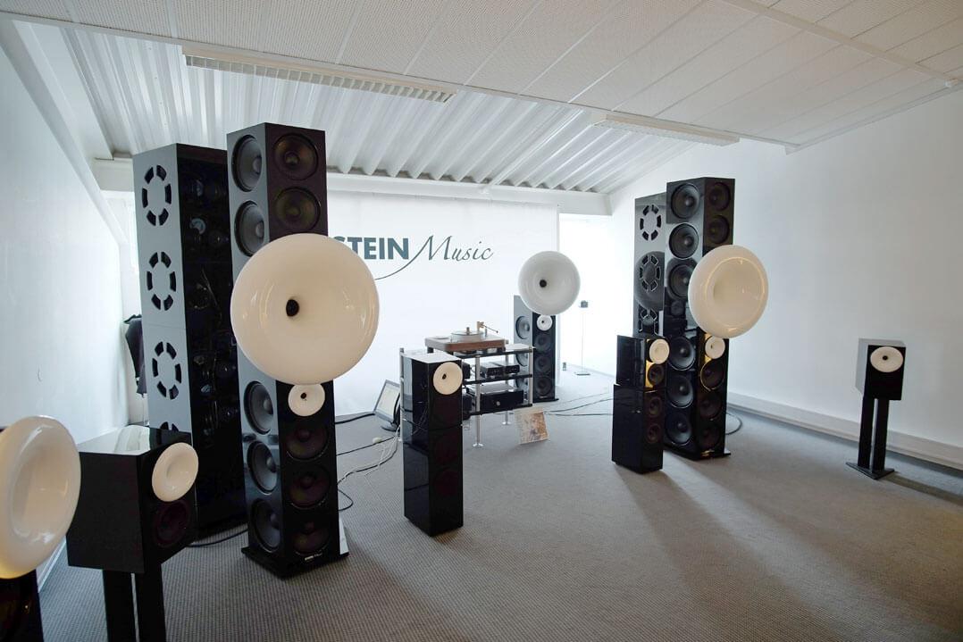 SteinMusic TopLine XL samt Subwoofer XL