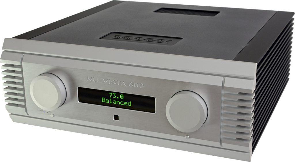 Testfazit: Musical Fidelity Nu-Vista600