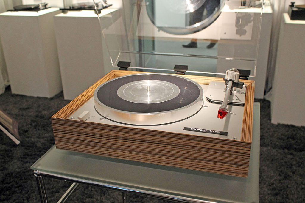 Thorens Topplayer TD 907