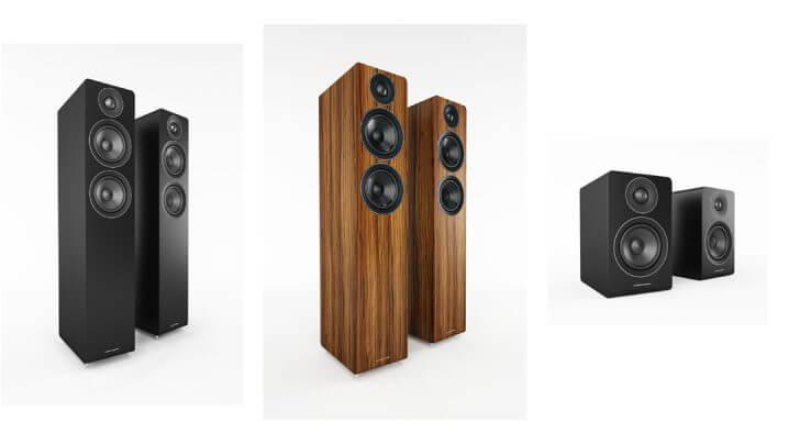 Acoustic Energy AE 100 Lautsprecherserie