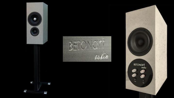 Betonart-Audio Alpunto Kompaktlautsprecher