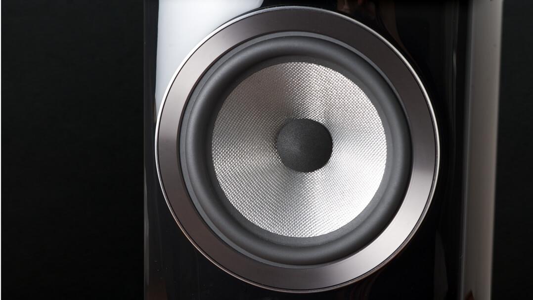 B&W 805 D3 Bassmitteltreiber Konus