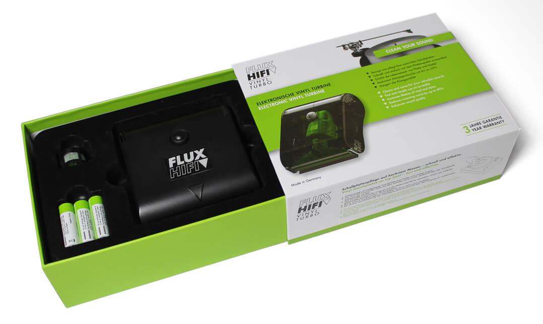 Frisch entpackt: Flux Vinyl Turbo