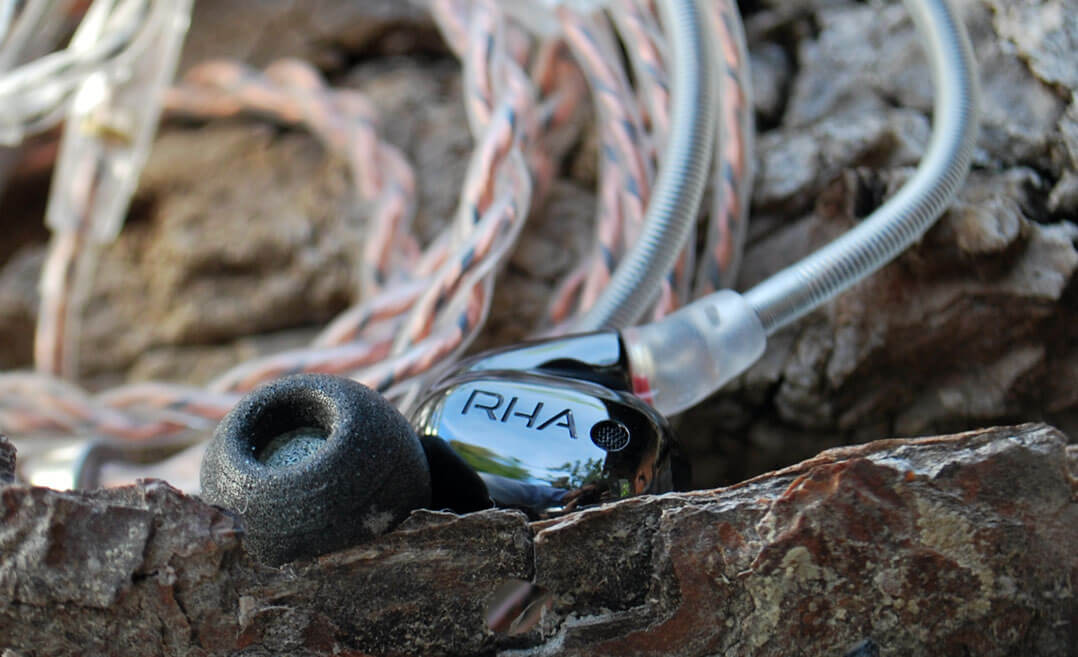 RHA CL1 Ceramic In-Ear Kopfhörer