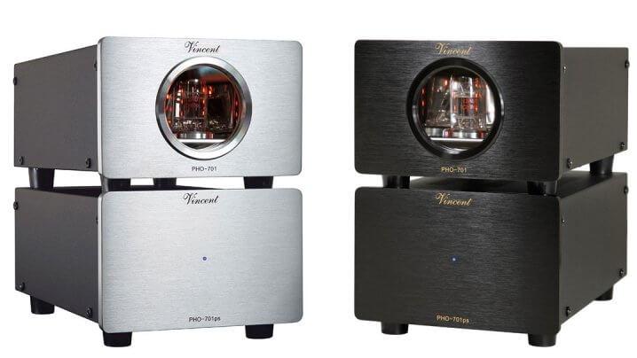 Vincent PHO-701 - Röhren-Phono-Vorverstärker