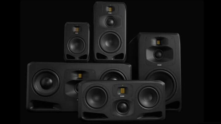 Adam Audio S-Serie Aktivlautsprecher Monitore