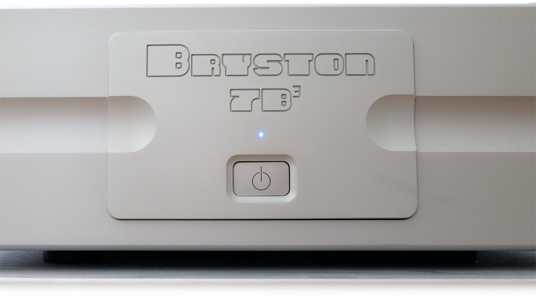 Bryston 7B³ Schalter