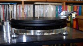 Michell Engineering Transformer Schallplattenspieler