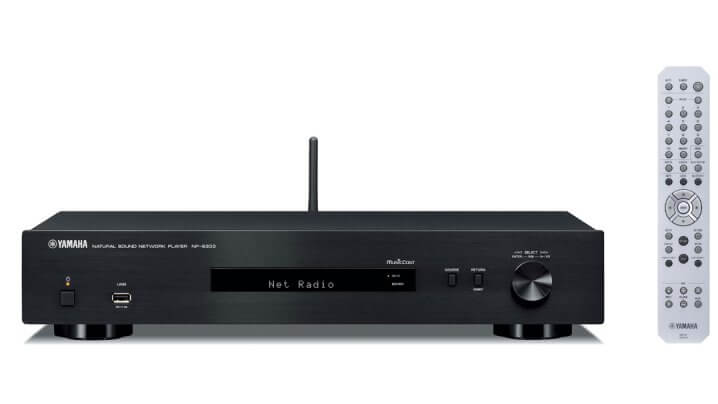 Yamaha NP-S303 Netzwerkplayer