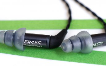 Etymotic ER4-XR Hörer