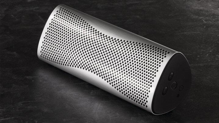 KEF MUO Metal Wireless-Lautsprecher