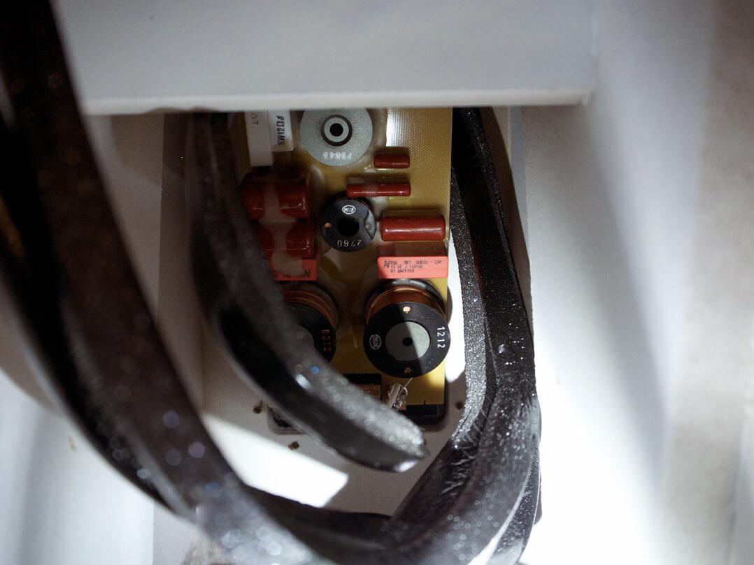 Nubert nuLine 334 Lautsprecher Frequnezweiche